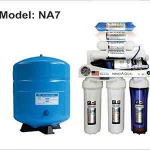 Máy lọc nước Nano aquas 7 lõi