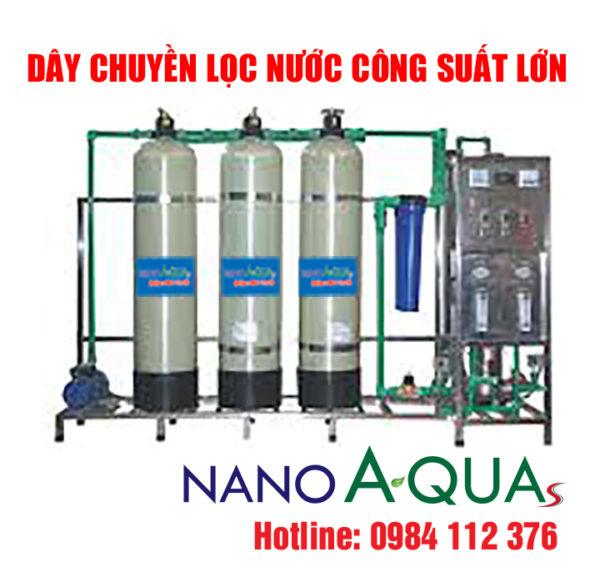 Máy lọc nước NanoAquas 900Lít/giờ