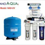 Máy lọc nước Nanoaqua NA8UV