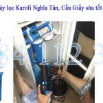 Sửa máy lọc Karofi Nghĩa Tân
