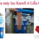 Sửa máy lọc Karofi Liễu Giai