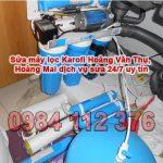 Sửa máy lọc Karofi Hoàng Văn Thụ