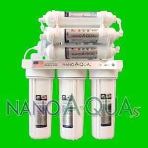 Máy lọc nước Nanoaquas 8 lõi NE8