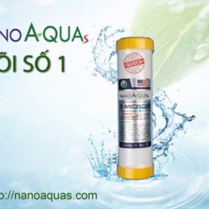 Lõi số 1 Nanoaquas sợi bông 5micromet