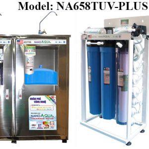 Máy lọc NanoAquas 65 lít PLUS có vỏ