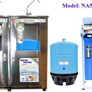 NanoAquas 50 lít có vỏ tủ