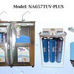 Máy lọc nước RO 65L/h model NA657TUVPLUS