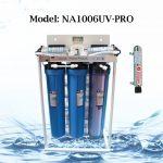 Máy lọc 100 lít/h, model NA1006UVPRO