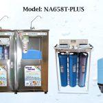 Máy lọc nước nước RO 65L/giờ mã NA658TPLUS