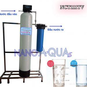 Hệ thống lọc nước ở chung cư
