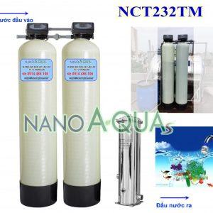 Lọc nước sinh hoạt 2m3 giờ