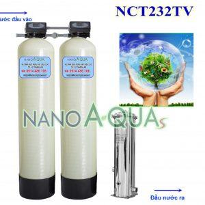 Lọc nước sinh hoạt 2m3h