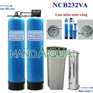 Lọc nước tổng công suất 2m3h NanoAquas NCB232VA