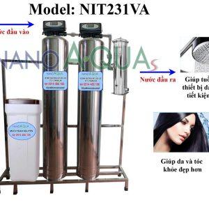 Hệ thống lọc nước 1m3