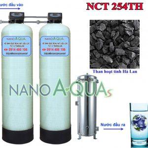 Lọc nước tổng công suất 4m3