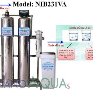 Lọc tổng nước công suất 1m3