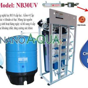 Máy lọc nước cho bếp tập thể
