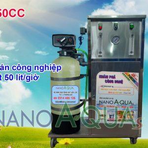 Máy lọc nước công suất 50 lít