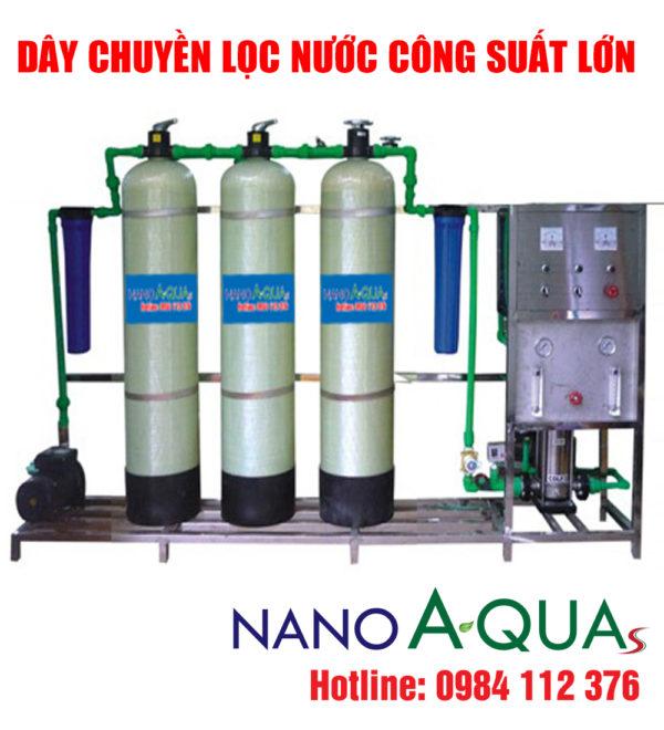 Máy lọc nước NanoAquas 650Lít/giờ