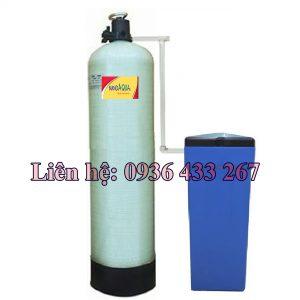 Lọc tổng xử lý nước nhiễm vôi