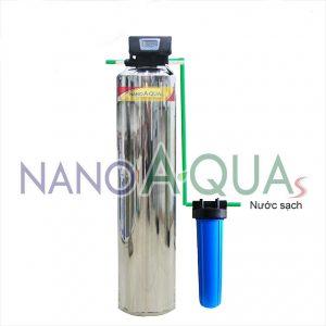 Lọc Tổng Một Cột Inox NanoAquas