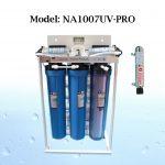 Máy lọc 100 lít/h, model NA1007UVPRO