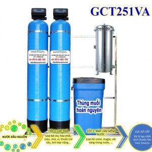 Hệ thống lọc nước 1m3 cho gia đình