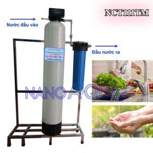 Lọc nước tổng chung cư