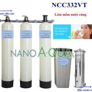 Hệ thống lọc nước 2m3 giờ