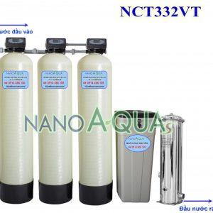 Hệ thống lọc nước tổng 2m3