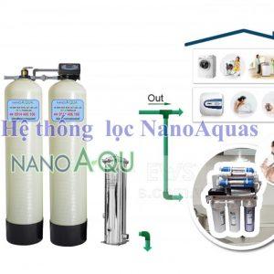 Lọc nước sinh hoạt 2m3