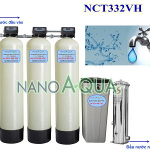 Lọc tổng nước công suất 2m3