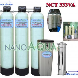 Lọc tổng nước sinh hoạt 2.5m3