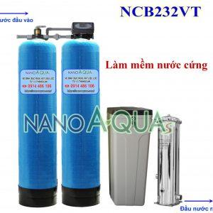 Lọc tổng nước sinh hoạt công suất 2m3 NanoAquas NCB232VT
