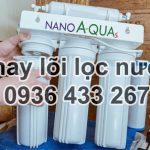 Thay lõi lọc nước ở Sài Đồng, Long Biên, cam kết lõi lọc có bảo hành