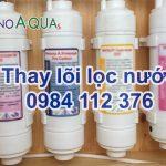 Thay lõi máy lọc nước ở Linh Đàm, Hoàng Mai, có chuyên môn, có hỗ trợ