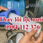 Thay lõi lọc nước sửa máy lọc ở Phú Đô, Nam Từ Liêm tốt rẻ có bảo hành