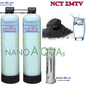 Máy Lọc nước tổng 4m3 h