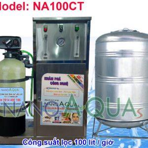 Máy lọc nước công suất 100lh