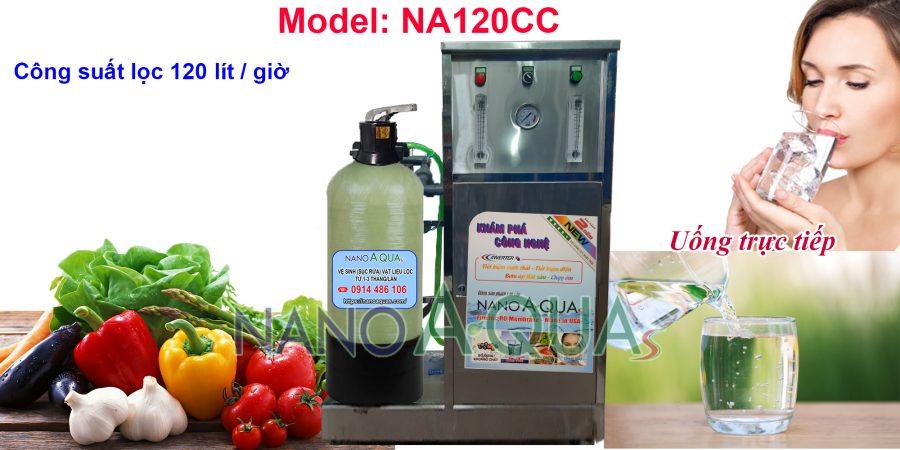Máy lọc nước công suất 120 lít